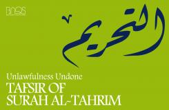 Tafsir of Surah Al-Tahrim